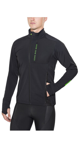 GORE BIKE WEAR Power Trail WS SO - Chaqueta Hombre - negro